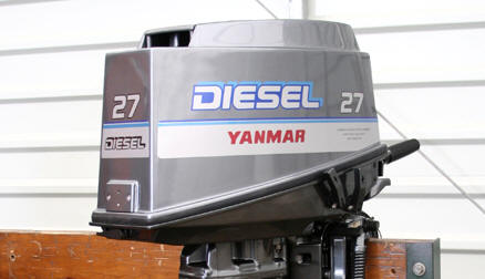 Yanmar Marine Diesel Engines / Outboards & Parts